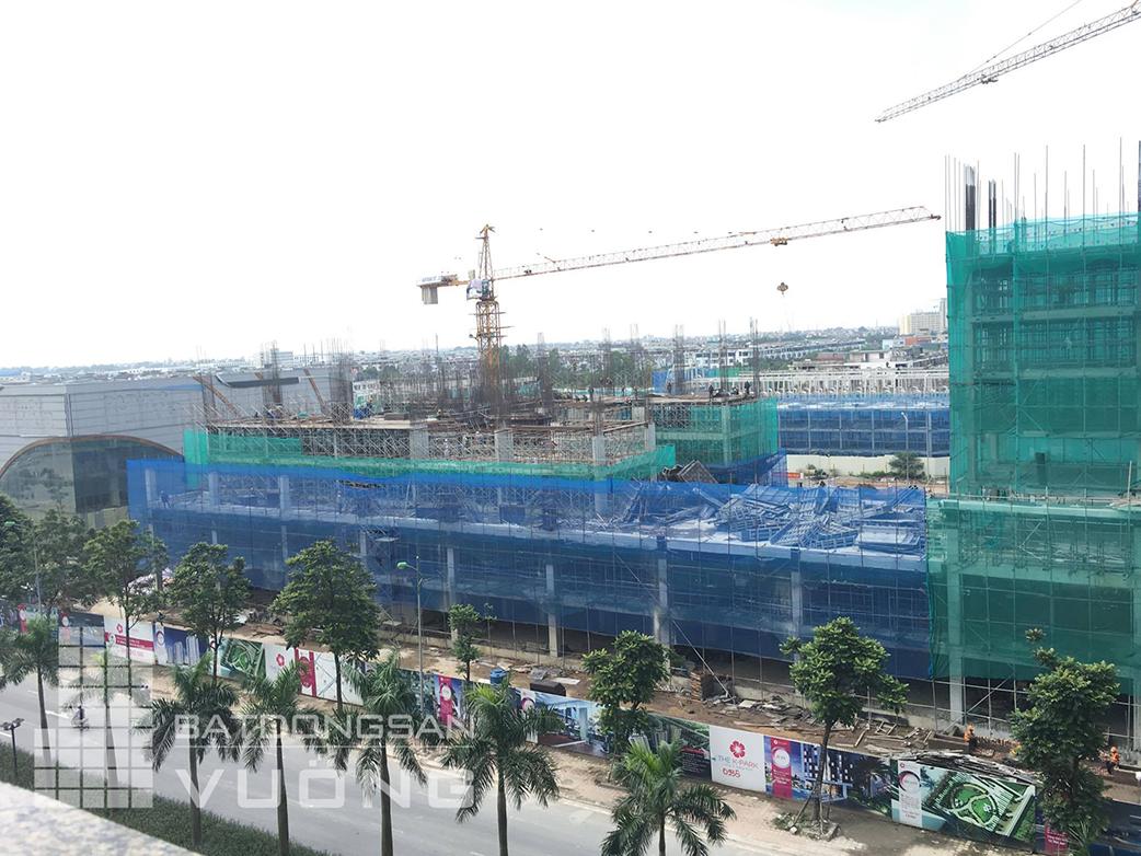Tiến độ chung cư The K Park Văn Phú toà K3