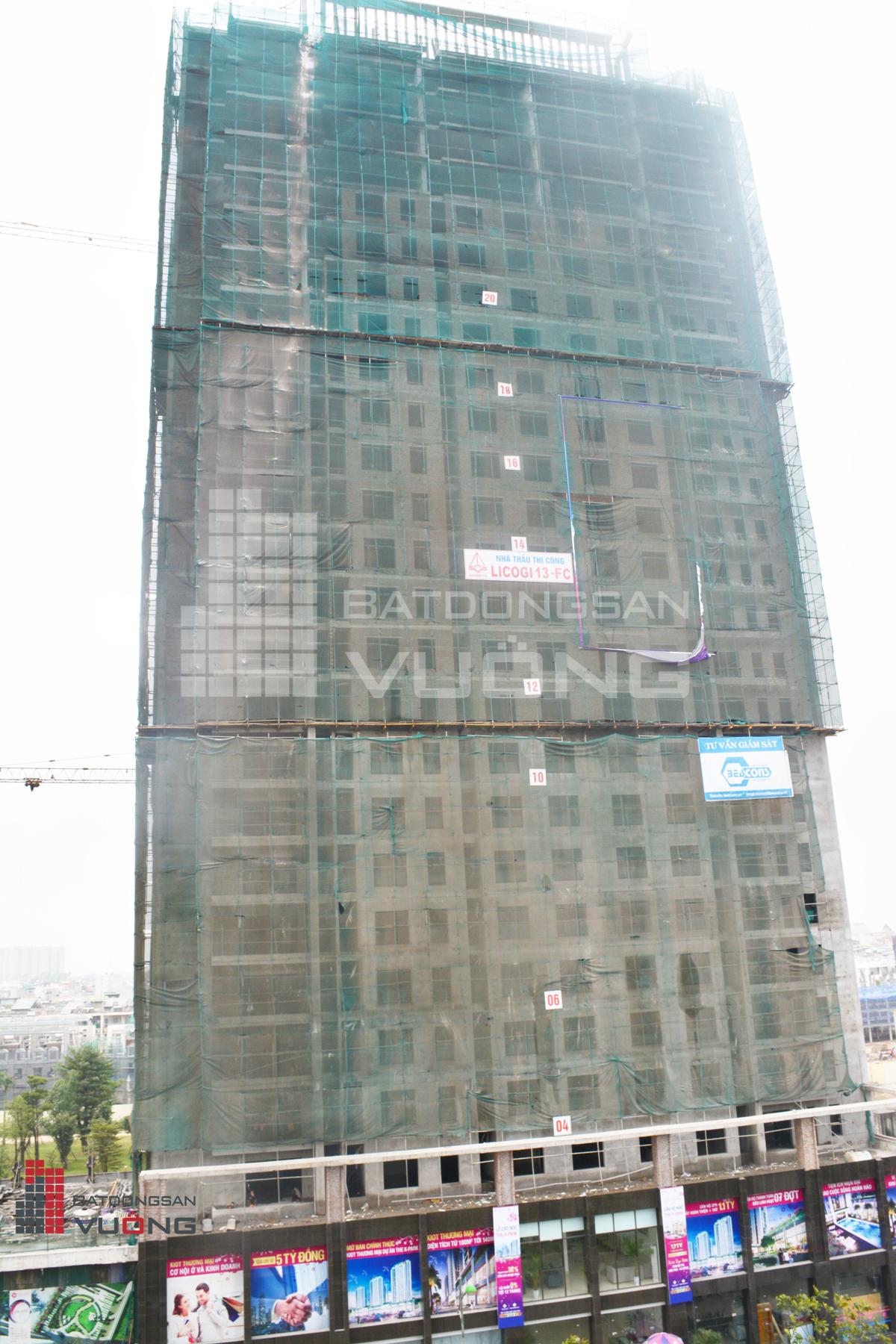 Tòa K1 chung cư The K Park Văn Phú Hà Đông