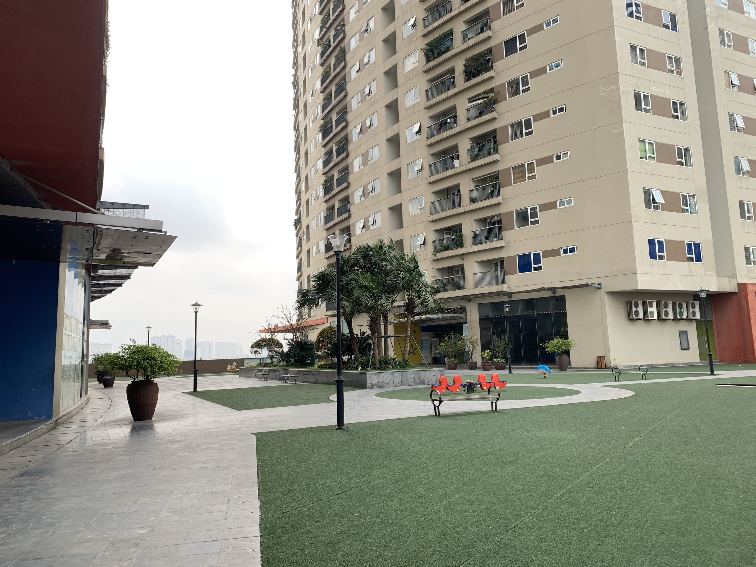 Bán Chung cư 3 phòng ngủ tòa V2, cửa Đông - Nam ban công Tây - Bắc, Chung cư Văn Phú Victoria - Hà Đông - Hà Nội [#H2651.1997]