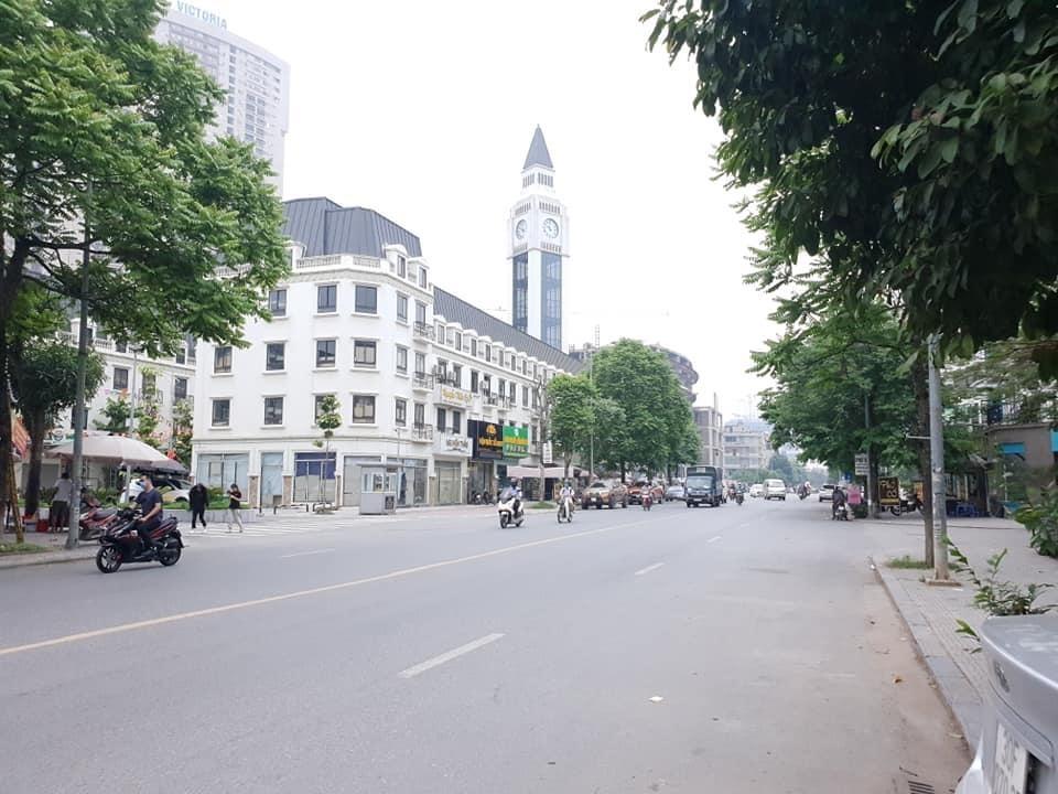 Bán Liền kề Văn Phú hoàn thiện đẹp chưa ở mặt đường 27m, nhà hướng Tây - Bắc trục chính đô thị