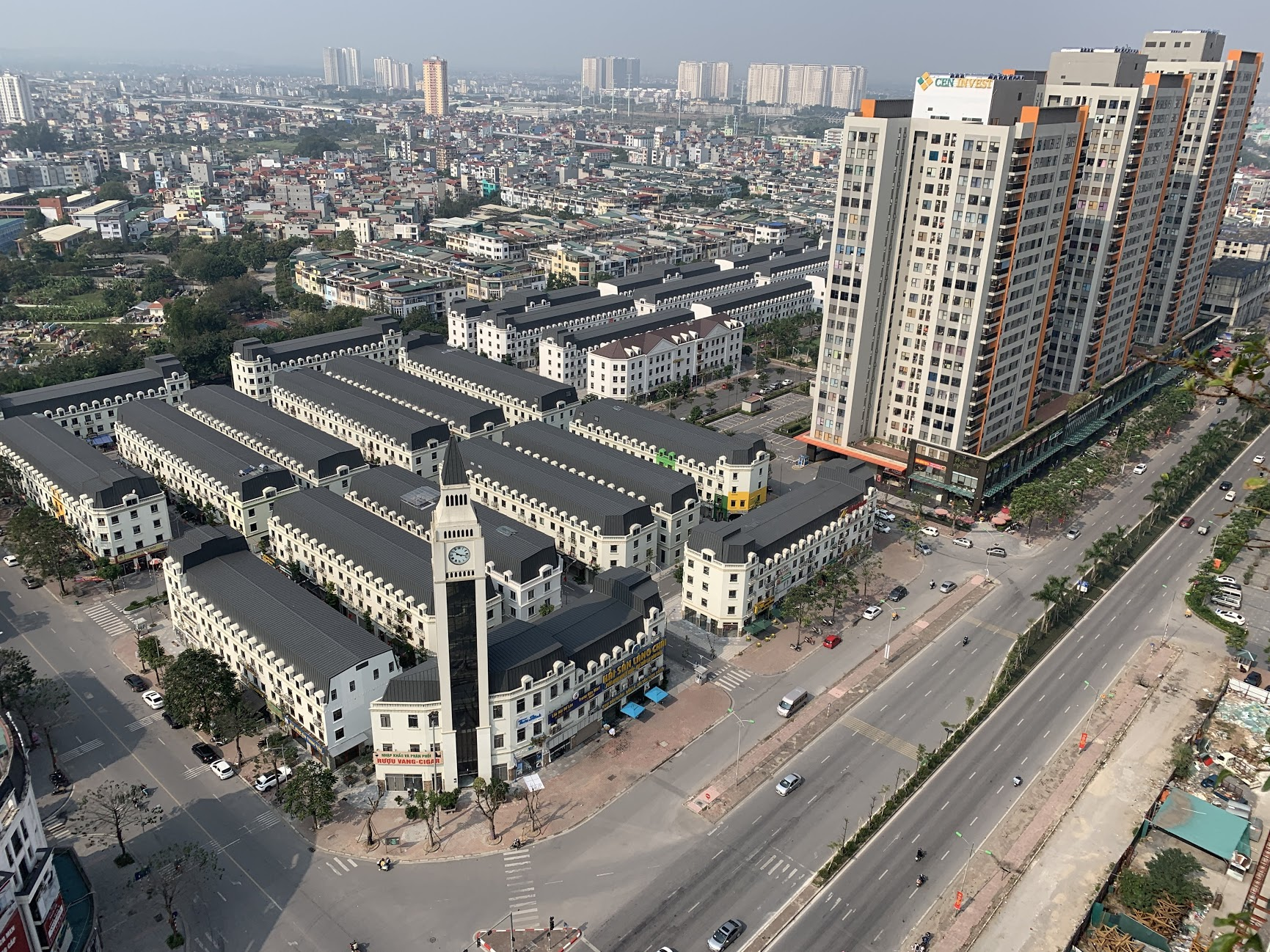 Bán Liền kề Văn Phú mặt đường 12m, nhà hướng Tây - Bắc, Khu đô thị Văn Phú