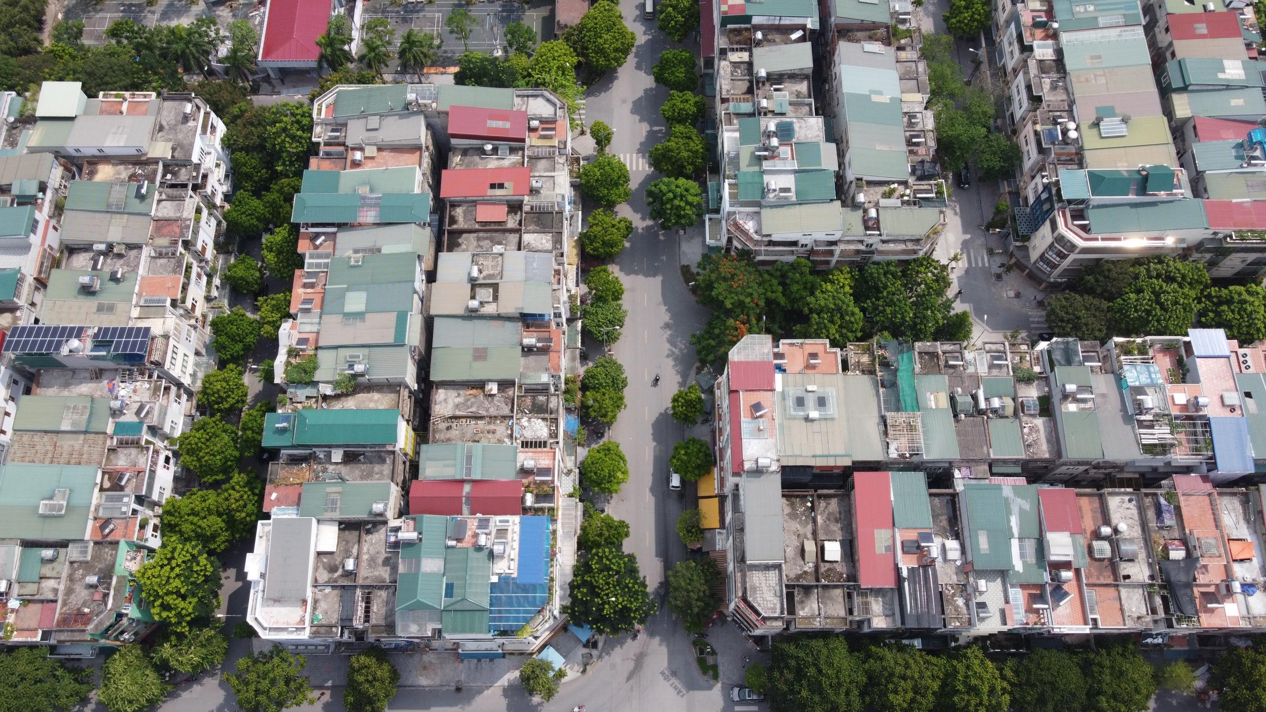 Bán Liền kề phân khu LKCVP, mặt đường 12m, nhà hướng Đông - Bắc, Khu đô thị Văn Phú [#H2948.2207]