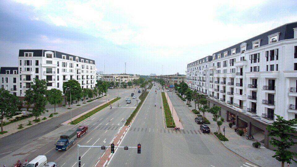 Bán liền kề La casta Văn Phú trục đường 19,5m, hai mặt tiền đường đều lớn, kinh doanh tốt