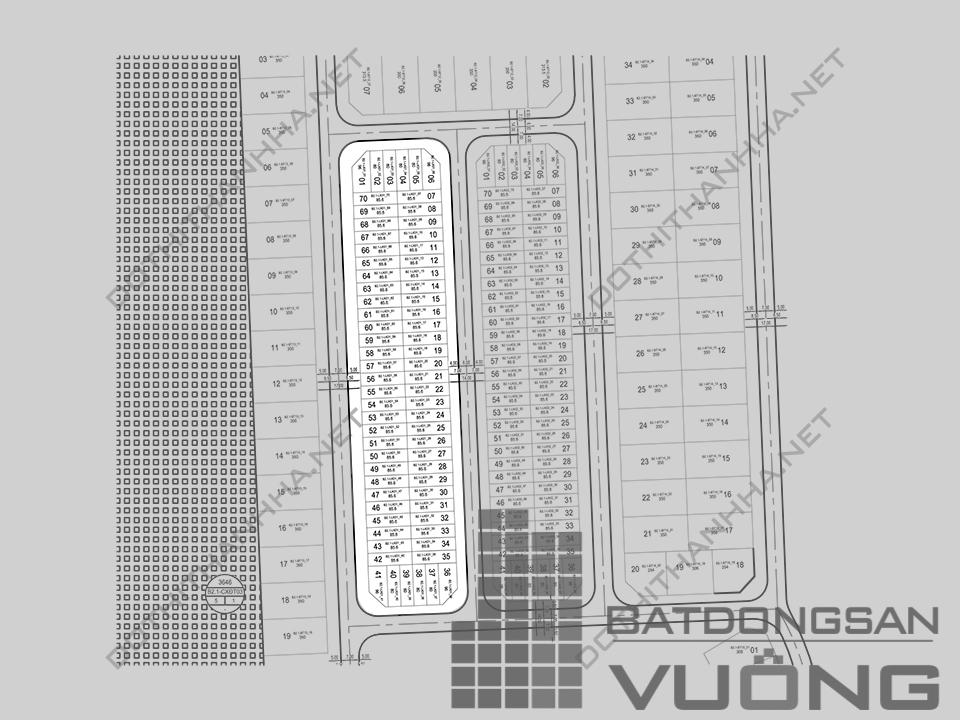 Bán Liền kề phân khu B2.1 lô LK01, mặt đường 17m, Khu Đô Thị Thanh Hà Cienco 5 - Mường Thanh [#H1279.1092]