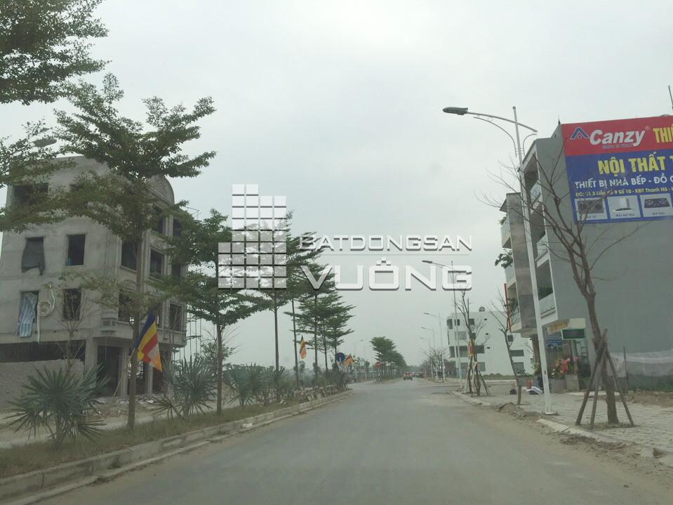 Bán Liền kề phân khu B2.1 lô LK01, mặt đường 14m, hướng nhà Bắc, Khu Đô Thị Thanh Hà Cienco 5 - Mường Thanh [#H1280.1093]